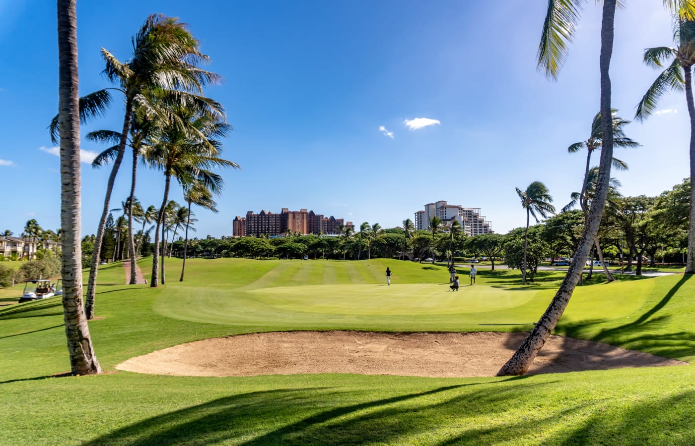 World-class golf course near Kapolei Lofts in Kapolei, Hawaii