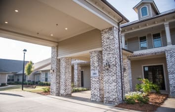Visit The Claiborne at Hattiesburg Assisted Living in Hattiesburg, Mississippi