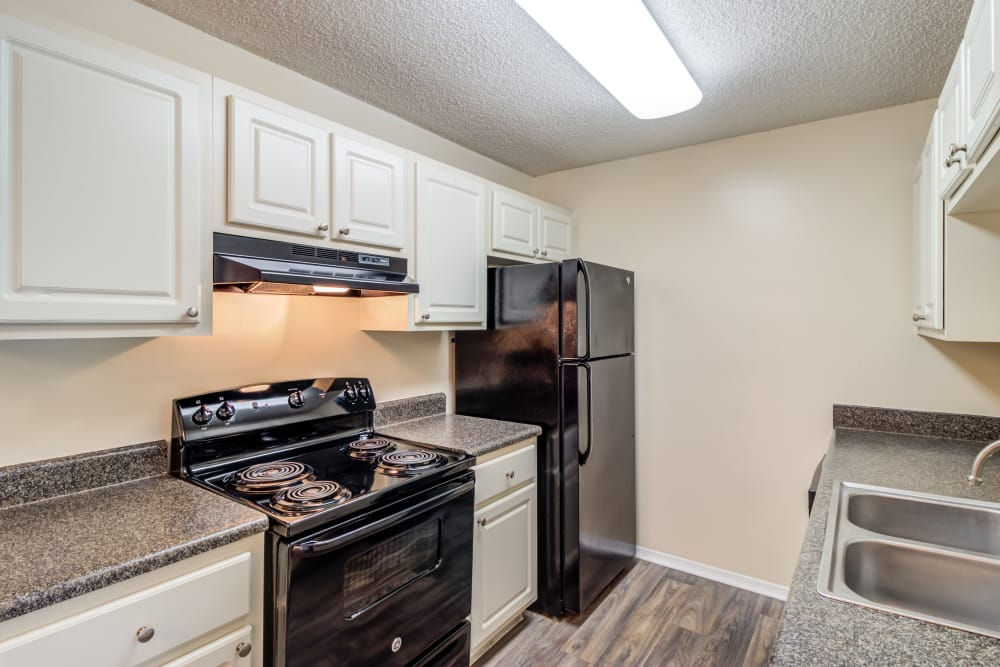 Fully Equipped Kitchen at Arbors at Orange Park in Orange Park, FL