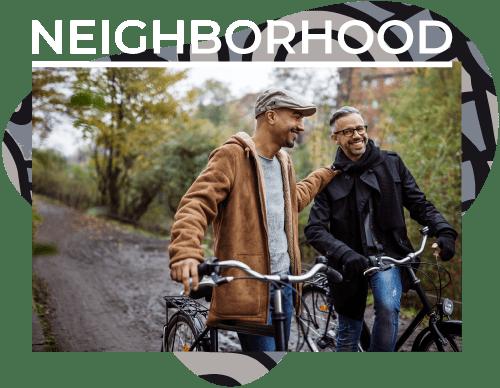 Link to neighborhood information of Sandy Fifty One in Portland, Oregon