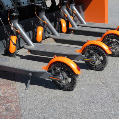 Scooter rentals near Nelson Kohl Apartments in Baltimore, Maryland