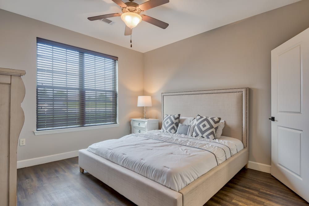 Spacious Bedroom at Boulders at Overland Park Apartments in Overland Park, Kansas