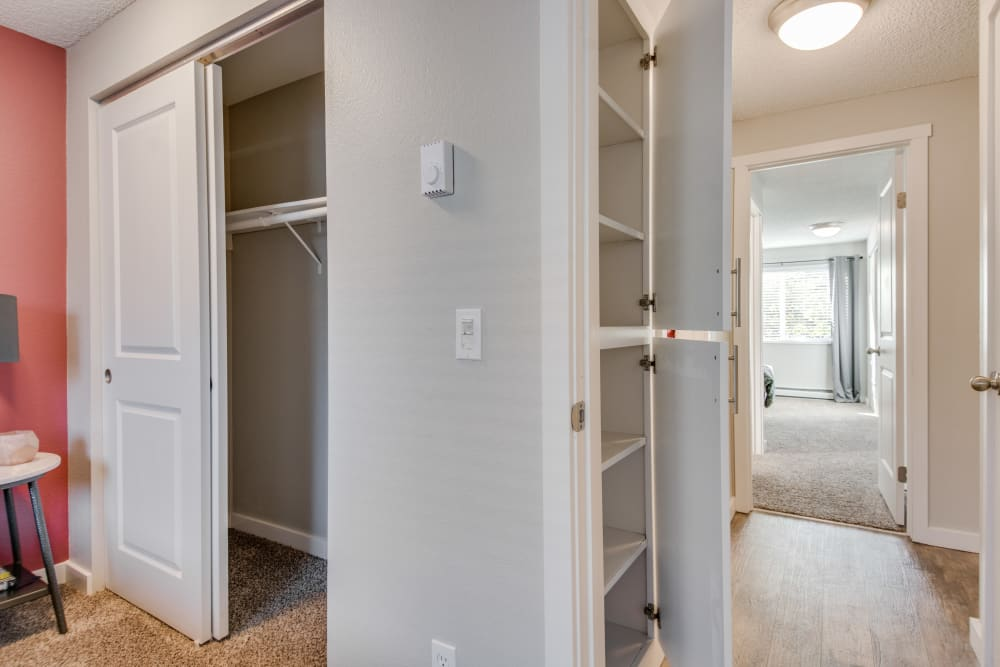 Enjoy Apartments with a Spacious Closets at Copperstone Apartment Homes