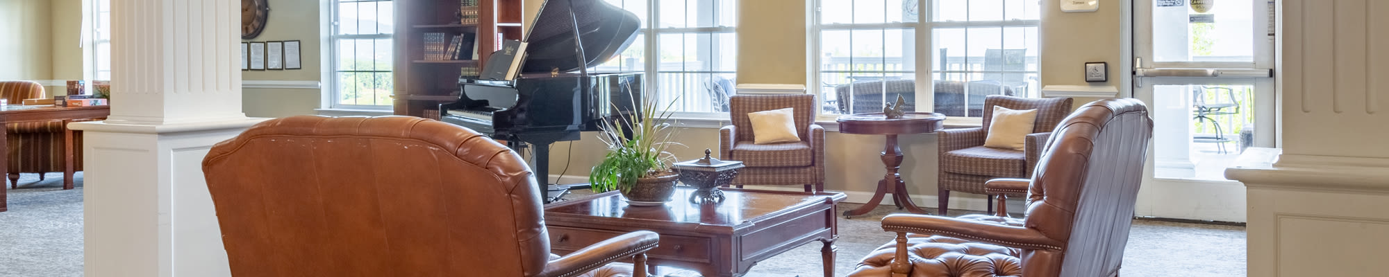 Living Options at The Harmony Collection at Roanoke - Independent Living in Roanoke, Virginia