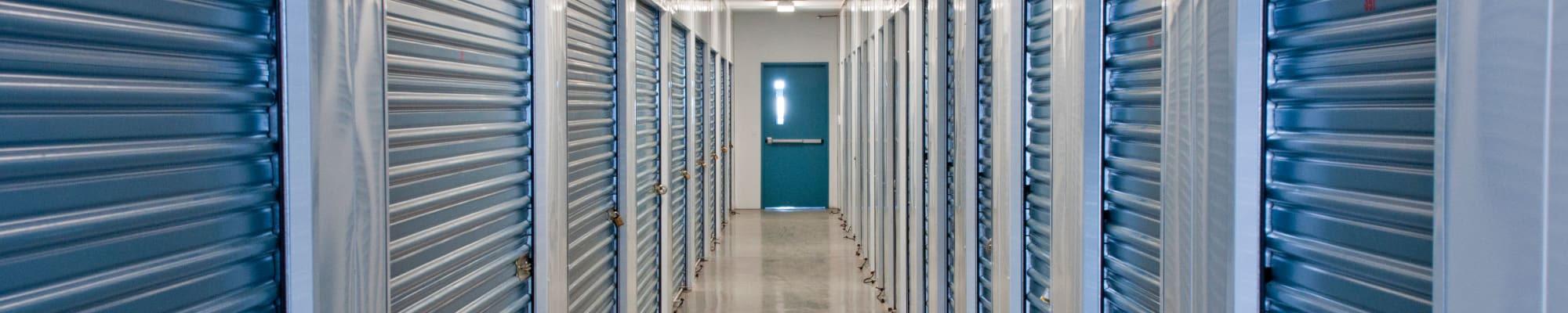 Boat storage at Storage Star Ben White in Austin, Texas
