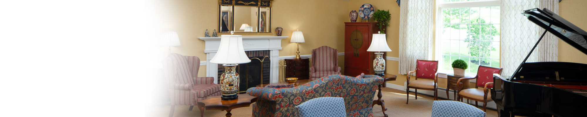 Respite care offered at Woodstock Terrace in Woodstock, Vermont