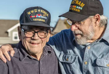 Veterans are respected at Sumter Senior Living