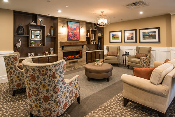Cappella of Grand Junction living room