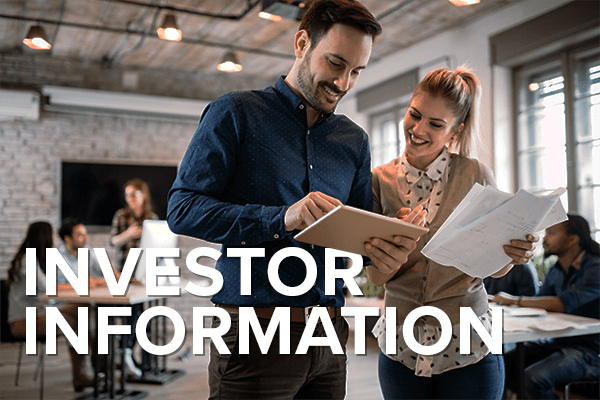 View investor information provided by Integrated Real Estate Group in Southlake, Texas