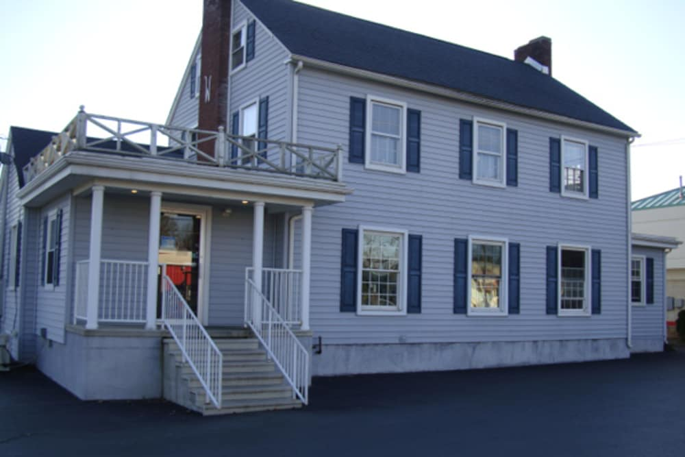 Exterior at The Animal Hospital on the Golden Strip in Williamsport, Pennsylvania