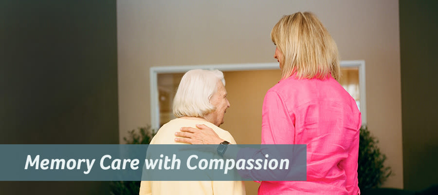 Memory Care with Compassion at Merrill Gardens at Campbell in Campbell, CA