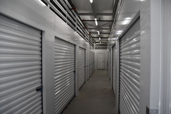 Interior units at  Chino Self Storage in Chino, California