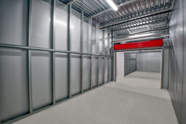 Indoor storage units at Trojan Storage of San Jose in San Jose, CA