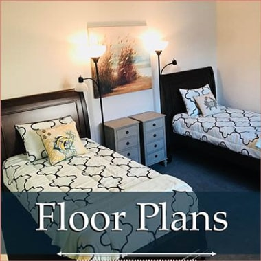 Floor Plans at Heatherwood Senior Living