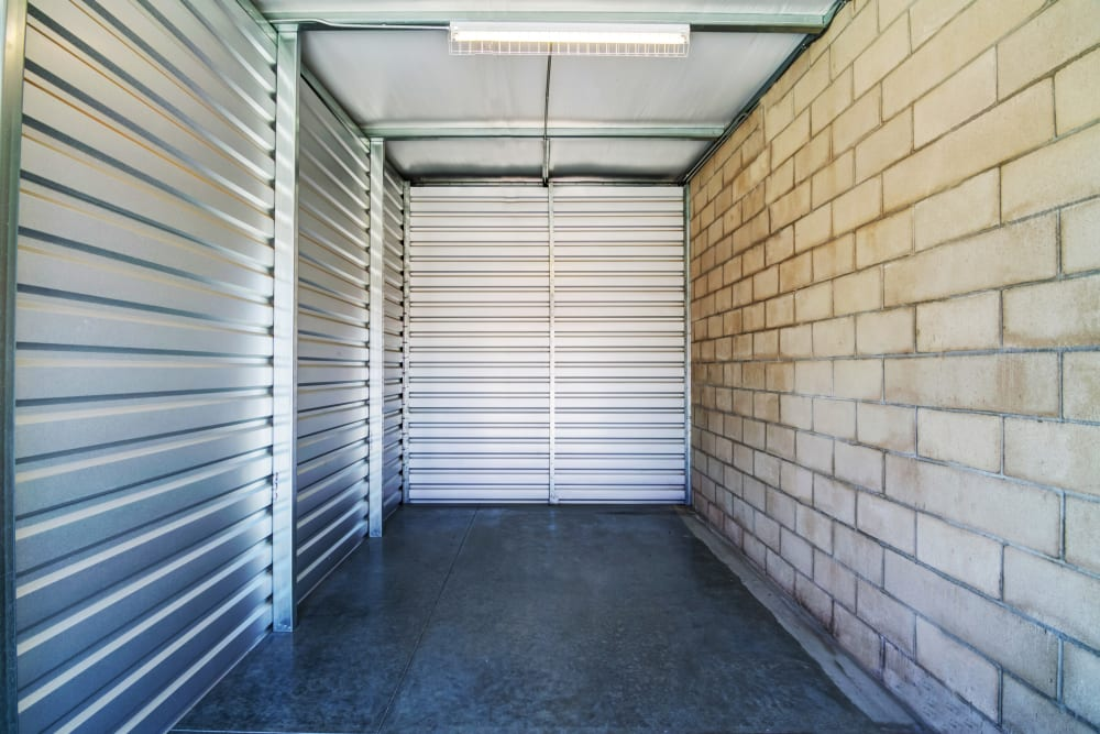 Many large exterior units at Butterfield Ranch Self Storage