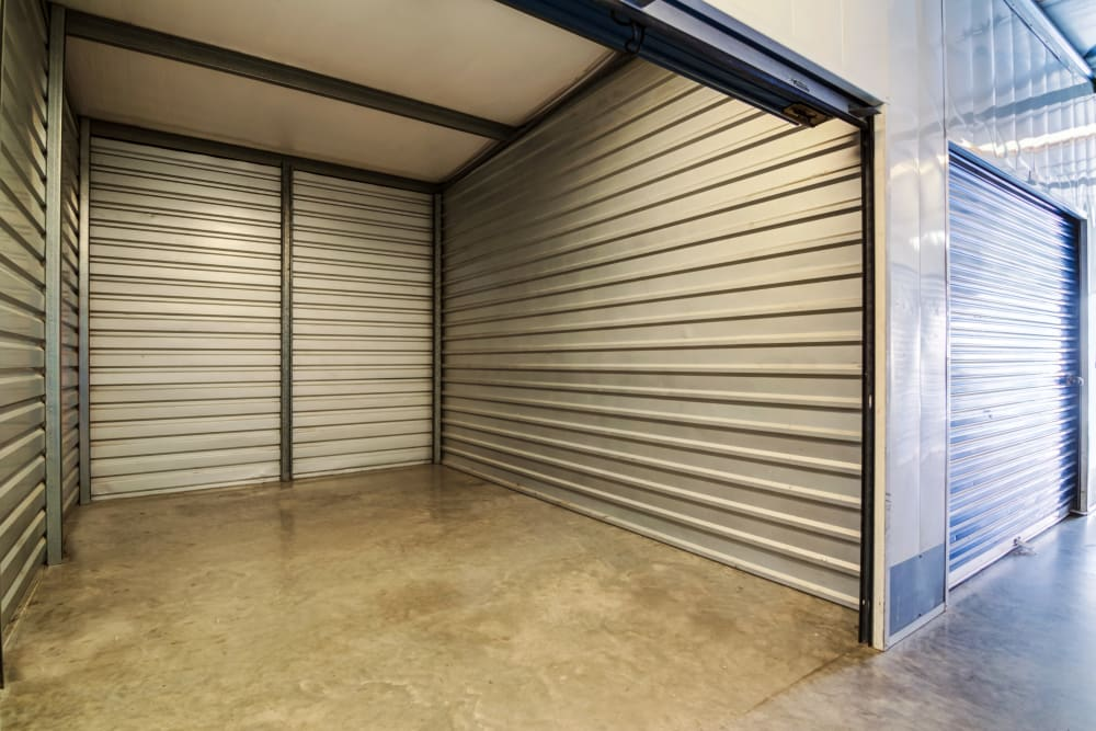 A variety of unit sizes are offered at Otay Crossing Self Storage