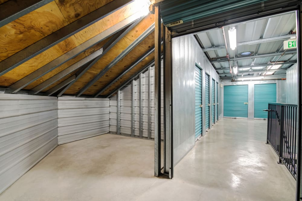 A variety of unit sizes at Olivenhain Self Storage