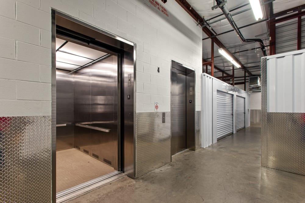 Inside My Neighborhood Storage Center in Durham, North Carolina