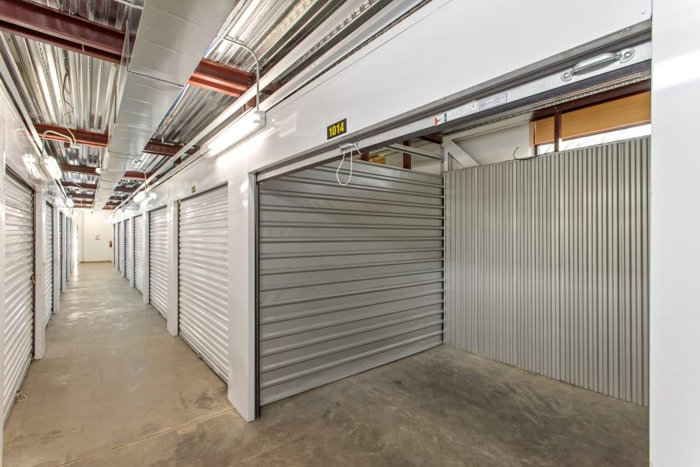 Inside My Neighborhood Storage Center in Raleigh, North Carolina