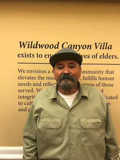 Carlos Mancilla of Wildwood Canyon Villa Assisted Living and Memory Care in Yucaipa, California