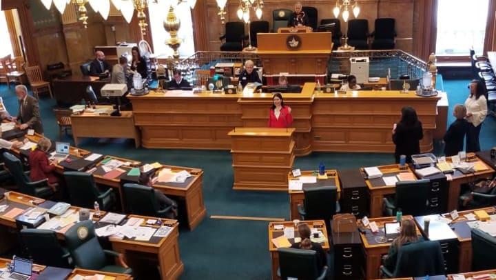 Legislation happening at the Colorado state capitol