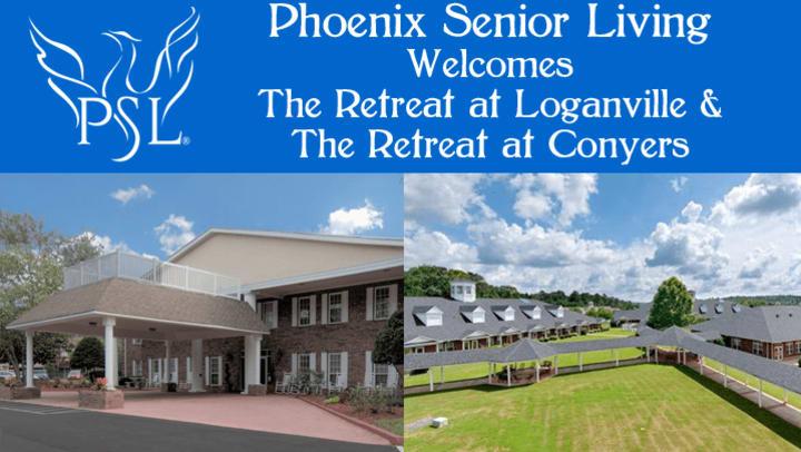 Senior Living in Alpharetta Milton, GA   The Phoenix at Milton