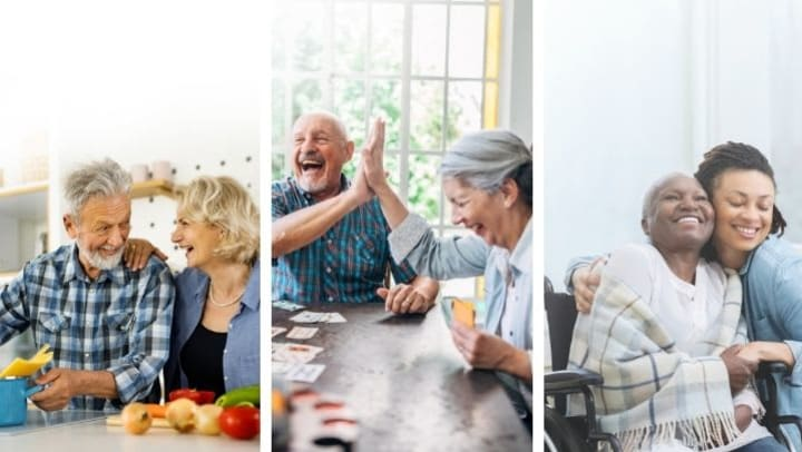 Independent Living, Assisted Living & Memory Care