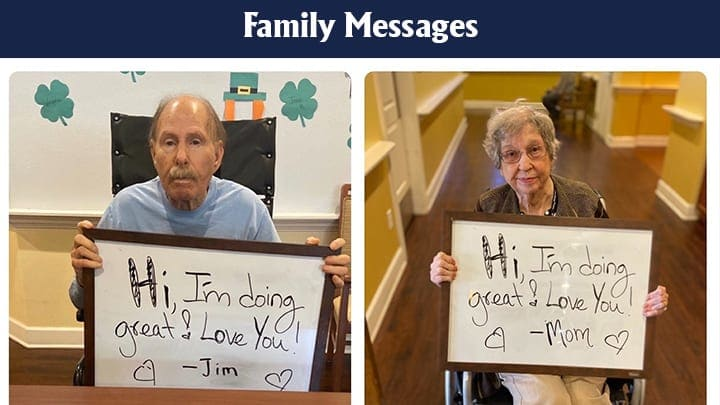 Family Board Messages 3