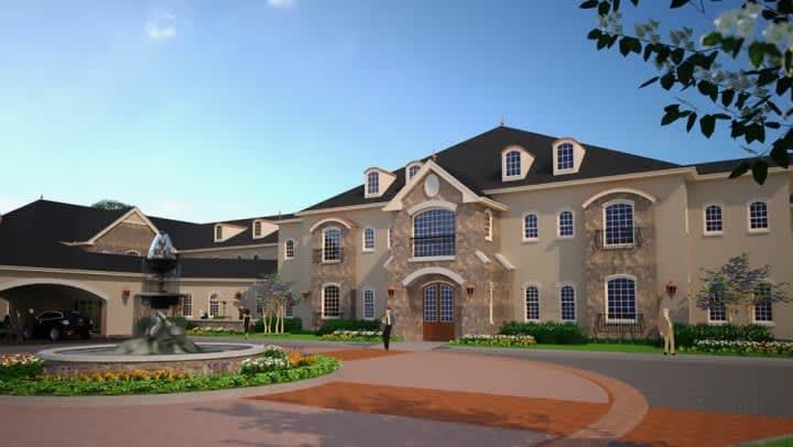 The Worthington Manor community