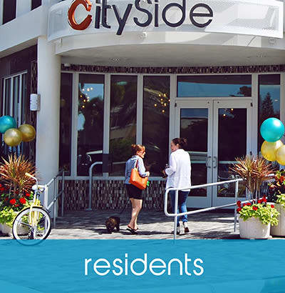 CitySide Apartments Residents Portal