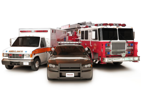 First responders discount at A3 Storage Centers in Wolfforth, Texas