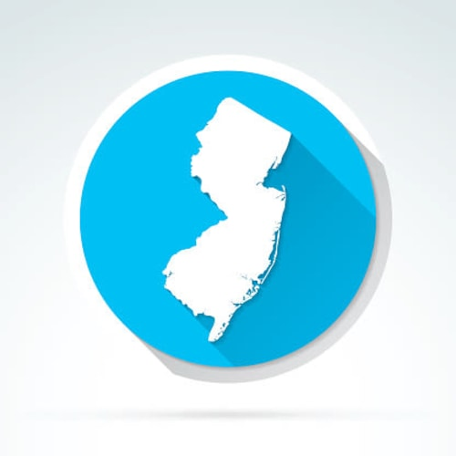 Outline of New Jersey state