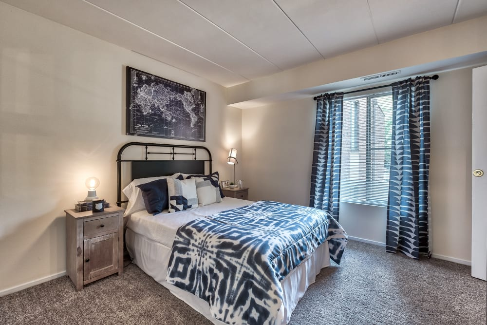Bedroom at {location name}