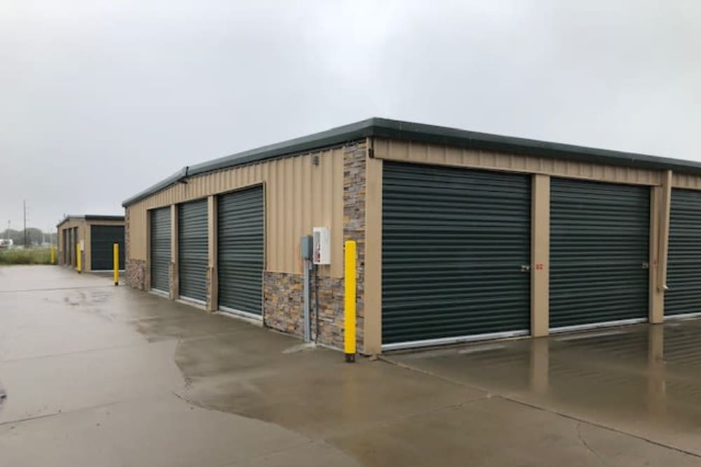 View our hours and directions at KO Storage of Vermillion in Vermillion, South Dakota
