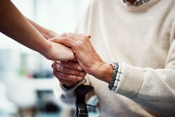 Compassionate care at Forest Creek Memory Care in Overland Park, Kansas