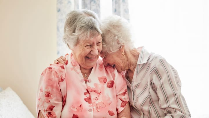 How the power of love helps those with dementia