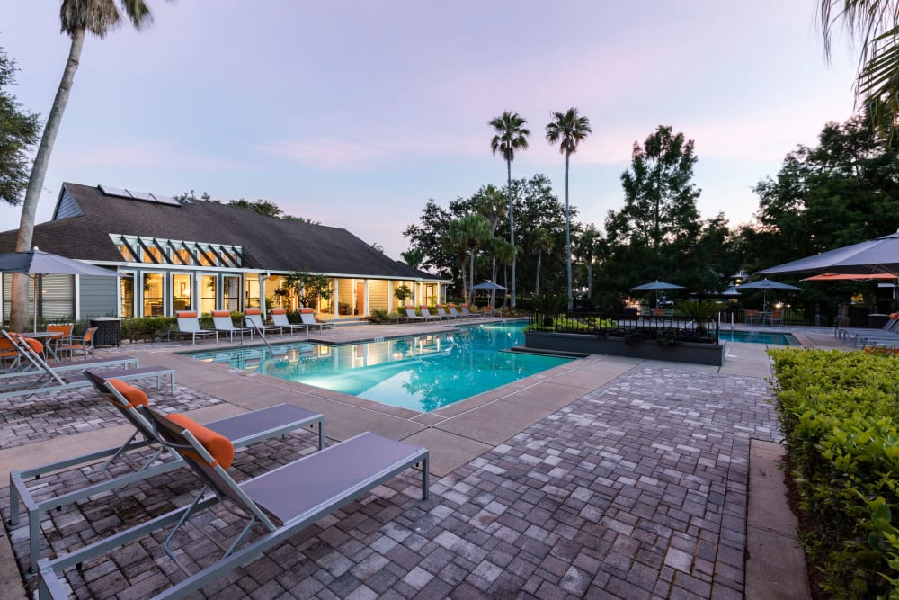 Amenities at The Fountains at Lee Vista in Orlando, FL