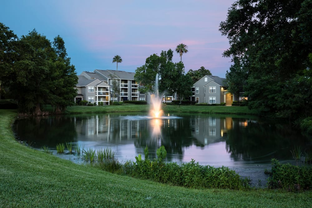 Quality living at The Fountains at Lee Vista in Orlando, FL