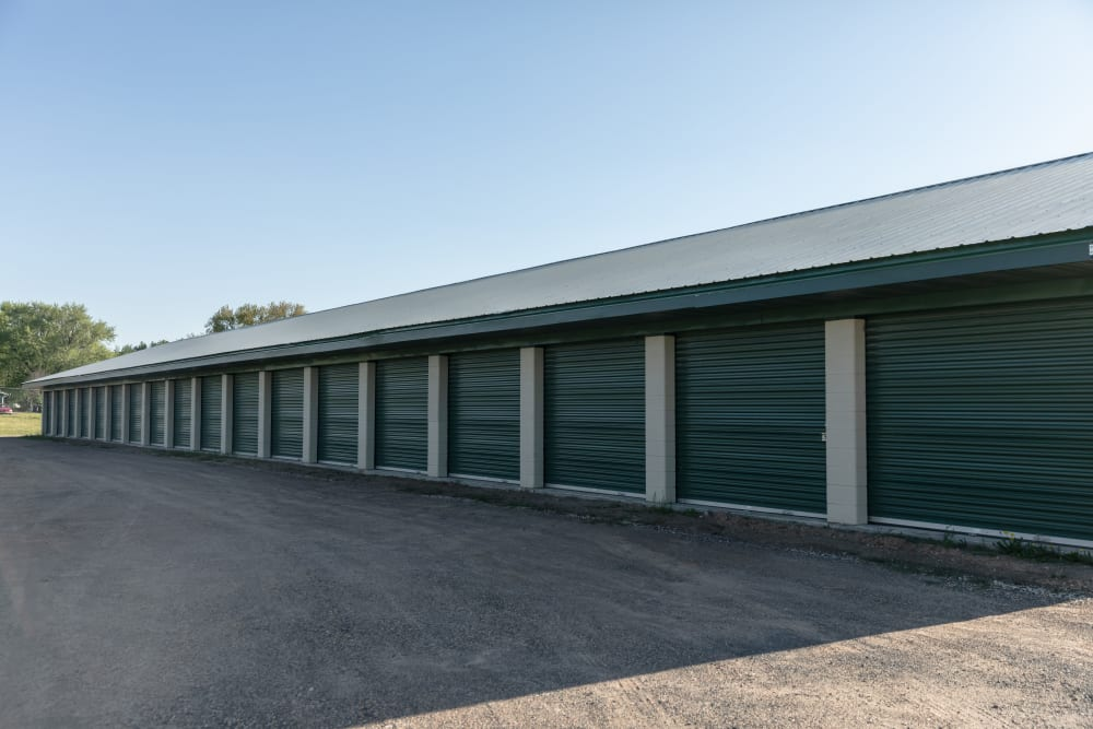 View our hours and directions at KO Storage of Knapp in Knapp, Wisconsin