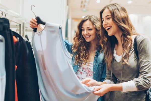 Women shopping near Luma at Miramar located in Miramar, Florida