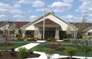 Link to The Willows at Bellevue's Genoa Retirement Village location