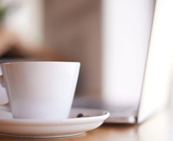 Coffee in Halifax near Cunard Apartments