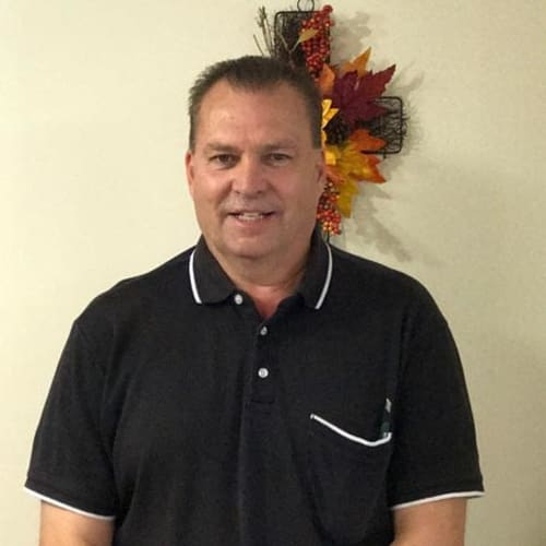 John Marx, Maintenance Manager of Clearview Lantern Suites in Warren, Ohio