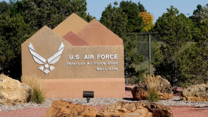 The U.S. Air Force base near STOR-N-LOCK Self Storage