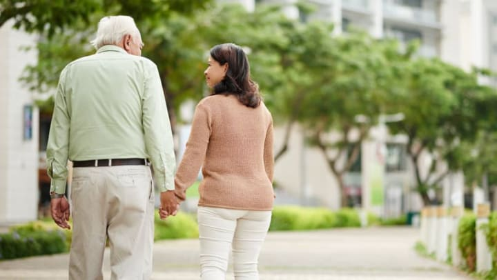 Dementia and depression can go hand in hand