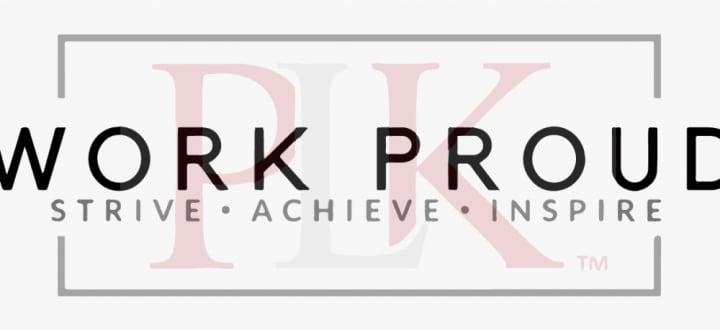 Work proud logo image