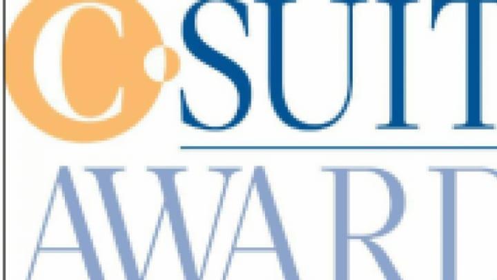 C Suite award logo