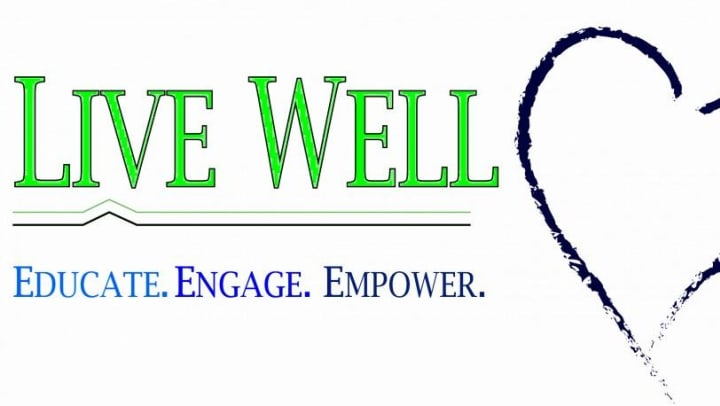 Live Well logo