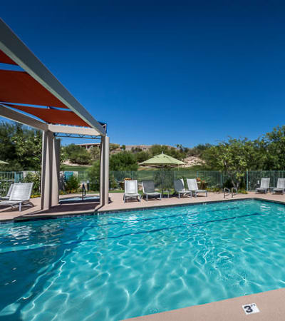 Amenities at The Golf Villas at Oro Valley in Tucson, Arizona