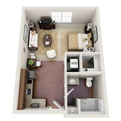 Floor Plans at Arbor Hills in Lakeland, Florida